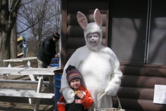 Mom Look At This Bunny