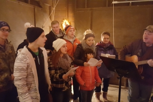 2016 Christmas in the Park