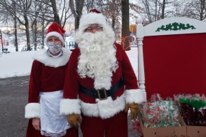 2020 Christmas in the Park