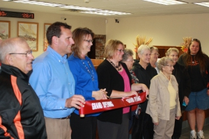 Peoples Bank Grand Opening